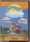TELETUBBIES Vol. 10 Vola, vola / Musica! - DVD DeAgostini buone condizioni