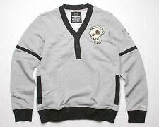 Reebok AFF S&B Sweatshirt (XXL) Grey Heather