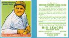 1933 Goudey Reprint #181 Babe Ruth Card - New York Yankees