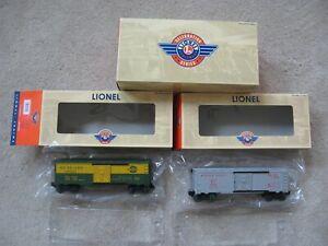 O Scale Lionel #6-39290 - 6464 Box Car 2-Pack
