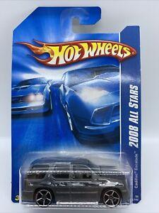 Hot Wheels Cadillac Escalade - 2008 All Stars #65 Gray