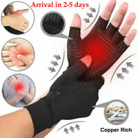2/1 Pair Anti Arthritis Compression Gloves Hand Pain Relief Therapy Wrist