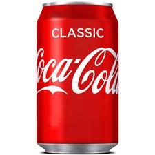 Original Coca Cola Dosen 24 x 0,33L € 19,99 VERSANDKOSTENFREI