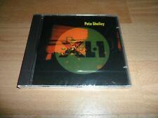 PETE SHELLEY - XL-1 (RARE SEALED CD ALBUM + EXTRA TRACKS - DUB MIXES) BUZZCOCKS