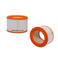 Filter für Nilfisk Wap Alto Attix 360-2H Luftfilter Rundfilter Absolutfilter