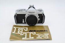 Nikon Nikomat FTN 35mm SLR Film Camera Body Only - Nikkormat