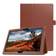 Leather Case For Lenovo Tab E10 TB-X104F Magnetic Stand Folio Book Smart Cover