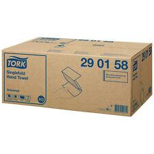 TORK SINGLEFOLD HAND TOWEL 1 PLY X 4500( Pk 15 x 300) 290158