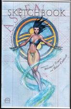 Michael Turner ASPEN Sketchbook Convention Exclusive lim 1500 MINT US COMIC