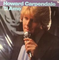 LP Howard Carpendale - Ti Amo (Club-Sonderauflage) Stereo 16 Lieder