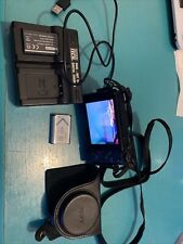 Sony Cyber-shot DSC-HX80 18.2 MP Digital Camera - Black
