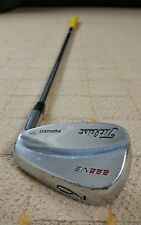 Titleist 695MB forged 9 iron