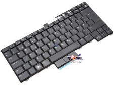 KEYBOARD TASTATUR DELL PRECISION M2400 M4400 NSK-DB10W 0RX799 SWEDISH SCHWARZ 68