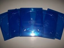 Lot of 5 PlayStation 4 PS4 Genuine Sony OEM Replacement Game Case CD DVD Box