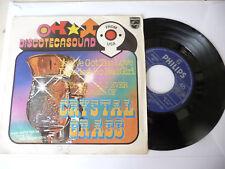 "CRYSTAL GRASS""YOU'VE GOT THE LOVE-DISCO 45 GIRI PHILIPS Italy 1975"""