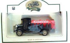 Vtg Chevron Commemorative Model Die-Cast Metal 1927 Red Crown Gasoline Truck