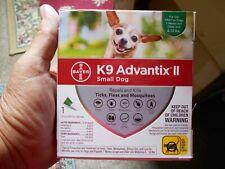 Bayer K9 Advantix Ii Flea Tick Mosquito Small Dog 4-10 lbs Single Dose