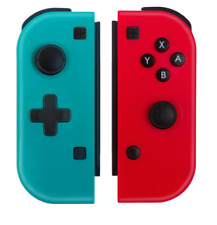 Joy Con Switch Rouge & Bleu Neon | Manette Nintendo Switch