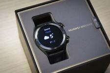 Huawei Watch GT Sport FTN-B19 Black Stainless Steel with Silicone Strap - Black