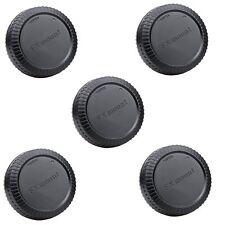 5pcs Rear Lens Cap Cover for Fujifilm Fuji FX X Mount X-Pro 1 X-E1 X10 XF1 new