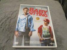 "DVD ""BABY SITTING"" Philippe LACHEAU Alice DAVID Vincent DESAGNAT Tarek BOUDALI"
