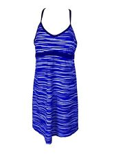 ATHLETA Shorebreak Swim Athletic Outdoor  Dress Size Large Built In Bra  EUC