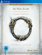 The Elder Scrolls Online: Tamriel Unlimited -- IMPERIAL EDITION (SONY PLAYSTATIO