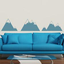 Mountain Landscape Wall Decal Sticker WS-44160
