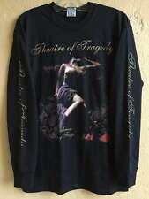 Theatre of tragedy Long sleeve XL shirt The gathering Tiamat Tristania Doom