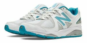 New Balance Women's 1540v2 Shoes White with Blue
