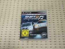 Need for Speed Shift 2 Unleashed Limited Edition para PlayStation 3 ps3 PS 3 embalaje original *