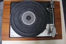 Goldring Lenco GL 72 Turntable 4 Speed - 16 33 45 78 rpm Dynatron SRX 26 Radio