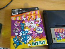 MSX Mouser Game Cartridge