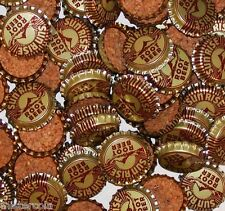 Soda pop bottle caps Lot of 25 SUN RISE ROOT BEER #2 cork lined new old stock