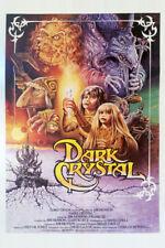 The Dark Crystal Fantasy Movie Jim Henson & Frank Oz Wall Poster - Poster 24x36
