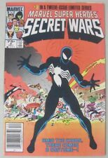 MARVEL SUPER HEROES SECRET WARS #8 1ST BLACK VENOM SPIDER-MAN COSTUME