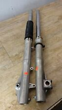 1984 honda xl350r enduro H1450~ forks front suspension w boot