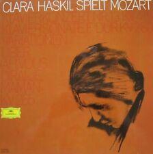 CLARA HASKIL - FESTIVAL STRINGS LUCERNE - RUDOLF BAUMGARTNER  - LP