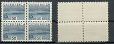 Austria 541 Block of Four Mint Me 160 (708040)