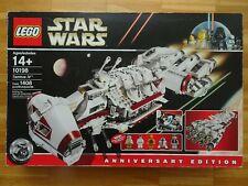 LEGO Star Wars Tantive IV 10198 Anniversary Edition - 100% komplett mit BA + OVP