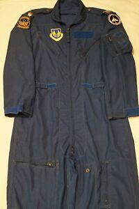 US Air Force Vietnam USAF Lieutenant Colonel Test Pilot Flight Suit