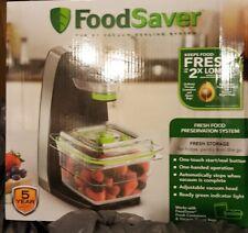 The FoodSaver FM1510 Fresh Food Preservation System FM1510-000