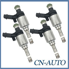 4Pcs Fuel Injectors For Audi A3 S3 VW Tiguan Golf Gti Petrol 2.0L TSI 2009-2013