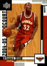 2004-05 Upper Deck Hardcourt NBA Basketball Base Singles (Pick Your Cards)
