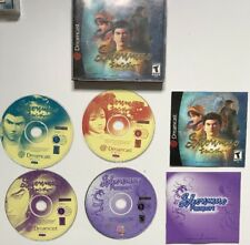 Shenmue (Dreamcast) Complete w Passport (Fast Free Shipping Day Of Purchase)