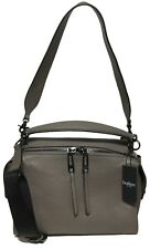 NWT Botkier Woman's Leather Hobo Cross Body, Fog Color MSRP: $238.00