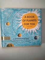 A Book Of Planets For You By Franklyn M. Branley 1966 Hardcover EX-LIBRARY