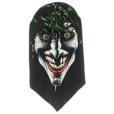 DC COMICS JOKER BIG FACE SKI MASK BEANIE HAT KNIT CAP WINTER COSTUME COSPLAY NWT