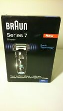 Braun Series 7 Shaver 720s-4 Electric Foil Shaver with travel case - Brand NEW