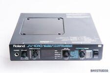 Roland JV-1010 Synthétiseur, SR-JV-80 sons, Vintage Rack Module, fabriqué au Japon